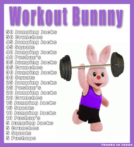 Happy Easter Workout Re Energize Fitness