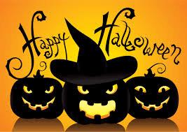 Octoberageous Halloween Train or Treat?