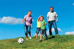 Parenting tips for becoming an active family